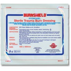 BURNSHIELD HYDROGEL WOUND DRESSING 60CM X 40CM (901007)