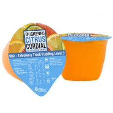 CITRUS CORDIAL DRINK LEVEL 3, 900 - EXTREMELY THICK, BOX/24 (FCCCL3E)
