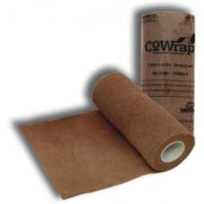 CO-WRAP COHESIVE BANDAGE STRETCHED TAN 10CMX 4.5M (COB004)