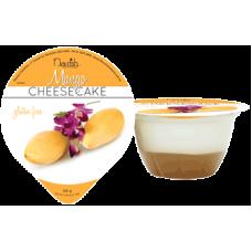 CHEESE CAKE - MANGO DESSERT, 120G, BOX/36 (FCCHME)