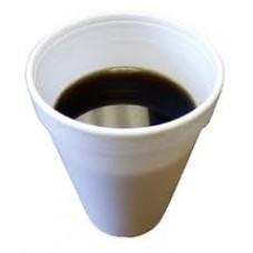 FOAM CUPS 237ML, BOX/1000 (DT8J8UC)