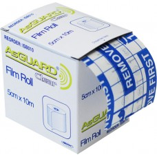 ASGUARD CLEAR FILM ROLL DRESSING 10CM X 10M (ISB011)