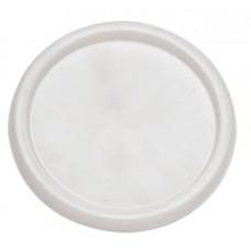 DENTURE CUP LID PLASTIC, PACK/50 (LIVDENCUPLID)