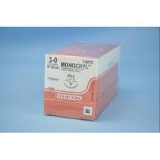 MONOCRYL 3/0 PS-2 35CM MCP497G (MCP497G)