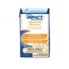 IMPACT ADVANCED RECOVERY-VANILLA 237ML, BOX/5 (12172638)