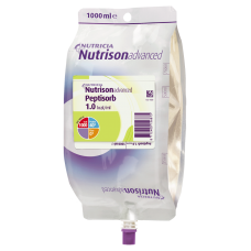 NUTRISON ADVANCED PEPTISORB 1000ML PACK (HANGING) BOX/8 ( 65687)