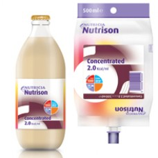 NUTRISON CONCENTRATED 500ML PACK (HANGING) BOX/8 (65685)