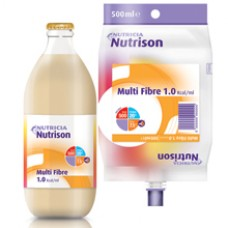 NUTRISON MULTI FIBER 1000ML PACK (HANGING) BOX/8 (66005)