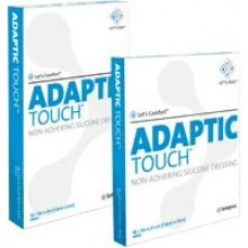 ADAPTIC TOUCH® NON-ADHERENT SILICON WOUND DRESSING, 12.7CM X 15CM, PACK/10 (TCH503)