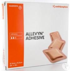 ALLEVYN ADHESIVE CLASSIC FOAM DRESSING 12.5CM X 12.5CM, PACK/10 (SN66000044)