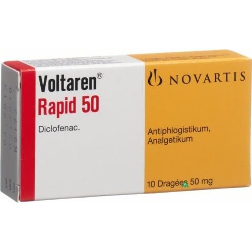 Diclofenac 50 Mg Dosage
