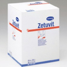 ZETUVIT NON ADHERENT ABSORBENT WOUND DRESSING 20CM X 20CM, PACK/15 (413703)